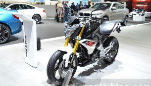 BMW G310R with cosmetic changes - Geneva Motor Show Live