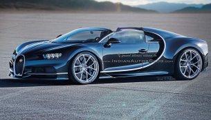 Bugatti Chiron Grand Sport (roadster) – IAB Rendering
