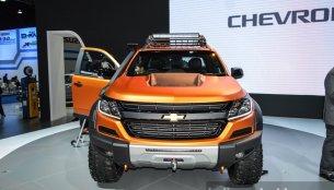 Chevrolet Colorado Xtreme - 2016 Bangkok Live