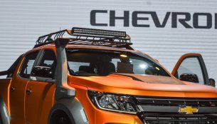 2016 Chevrolet Colorado (facelift) launches on 28 April - Thailand