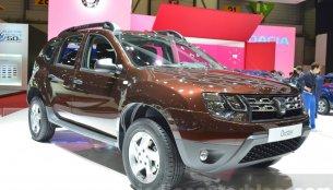 Dacia Duster Essential (limited edition) - Geneva Motor Show Live