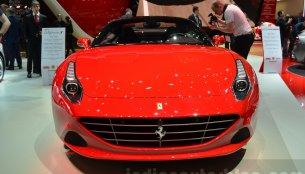 Ferrari California T with Handling Speciale package - Geneva Motor Show Live
