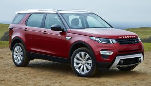 Next-gen Land Rover Discovery imagined - Rendering