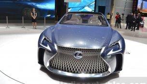 Lexus LF-FC concept - Geneva Motor Show Live