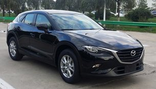 Upcoming Mazda CX-4 revealed inside-out - Spied