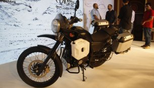Royal Enfield Himalayan launched at INR 1.55 lakhs [Gallery Update]