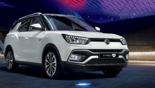 SsangYong Tivoli Air achieves 50% of annual sales target in 1 month
