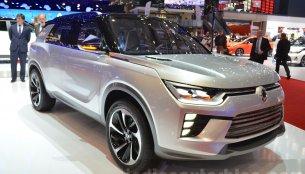 SsangYong SIV-2 concept - Geneva Motor Show Live