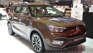 SsangYong XLV – Geneva Motor Show Live