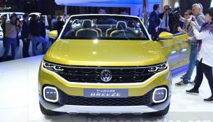 VW India MD confirms upcoming VW T-Cross as a potential Hyundai Creta rival