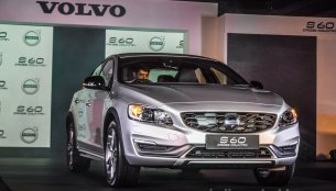 Volvo S60 Cross Country launched at INR 38.9 lakhs - IAB Report