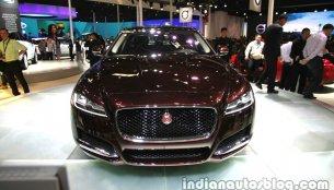 2016 Jaguar XF-L – Auto China Live