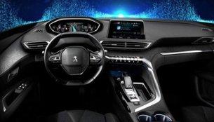 2016 Peugeot 3008 interior leaked