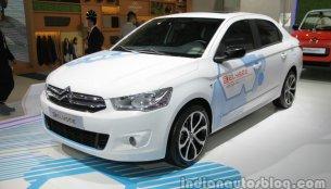 Citroen E-Elysee - 2016 Auto China Live
