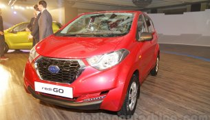 Datsun redi-GO 1.0, Datsun redi-GO AMT planned - Report
