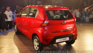 Datsun redi-Go likely to start from INR 2.44 lakhs - Report