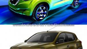 Datsun redi-GO vs Renault Kwid - Comparo