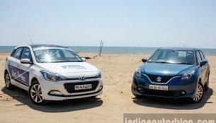 Maruti Baleno vs Hyundai i20 - Comparison Review