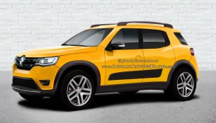 Renault could display sub-4m SUV concept at Auto Expo 2018