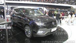 SsangYong XLV – Auto China 2016 Live