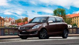 Suzuki Swift Bicolor special edition launched - Chile