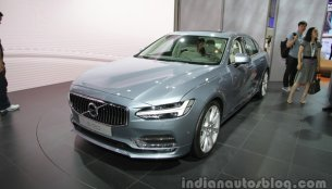 Volvo S90 Excellence - Auto China Live