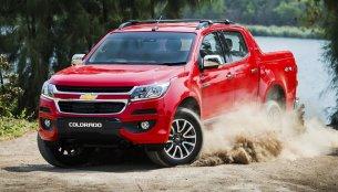 2016 Chevrolet Colorado (facelift) debuts in ASEAN markets