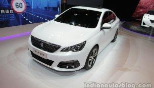 2016 Peugeot 308 Sedan - Auto China 2016