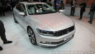 VW Magotan - Auto China 2016