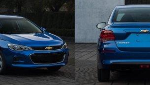 Spyshots show the Chevrolet 'Cavalier' nameplate resurrected in China
