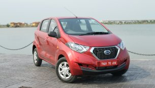 Datsun Redi-Go 1L & Datsun Redi-Go AMT coming by June 2017 - Report