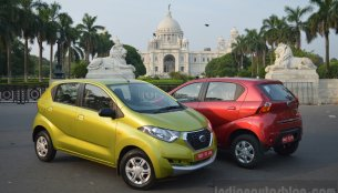 India-made Datsun redi-Go to launch in Sri Lanka next month