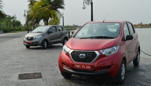 Datsun redi-Go to launch on June 7