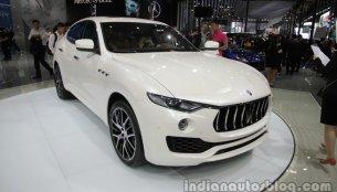 Maserati Levante - Auto China 2016