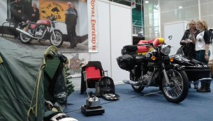 Royal Enfield opens first dealership in Ireland