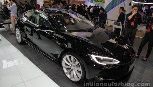 2016 Tesla Model S - Auto China 2016