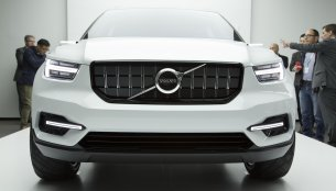 Volvo official says that the Volvo XC40 will arrive in early 2018 - Report