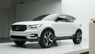 "Production Volvo XC40 ""very close"" to the Volvo Concept 40.1 - Report"