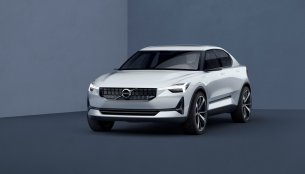 Volvo S40 concept, Volvo XC40 concept officially revealed