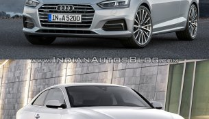 2016 Audi A5 Coupe vs. 2012 Audi A5 Coupe - In Images