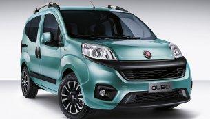 2016 Fiat Qubo (facelift) revealed