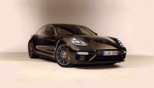 2017 Porsche Panamera leaked, reveals new exterior and interior