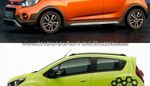 Chevrolet Beat Activ - Concept vs Reality
