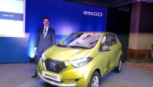 Datsun redi-GO launched at INR 2,38,900