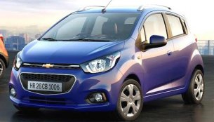 Next-gen Chevrolet Beat India launch in early-2017