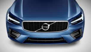 Volvo S90 R-Design and Volvo V90 R-Design revealed