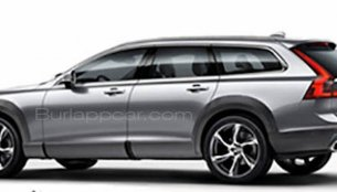 Volvo V90 Cross Country allegedly leaked in a brochure scan