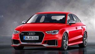 2017 Audi RS3 Sedan - Rendering