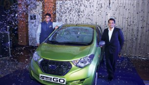 Datsun redi-GO launched in Nepal at NPR 13,99,000