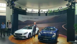 Mercedes-AMG SLC 43 launched in India at INR 77.5 Lakhs [Updated]